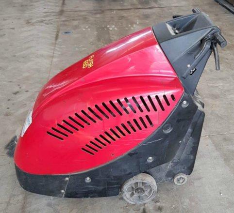 spazzatrice Flash 650
